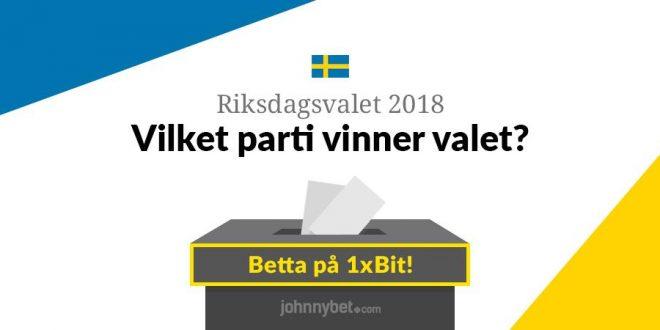 الحزب الفائز في انتخابات السويد ٢٠١٨ – Vilka vinner Valet 2018
